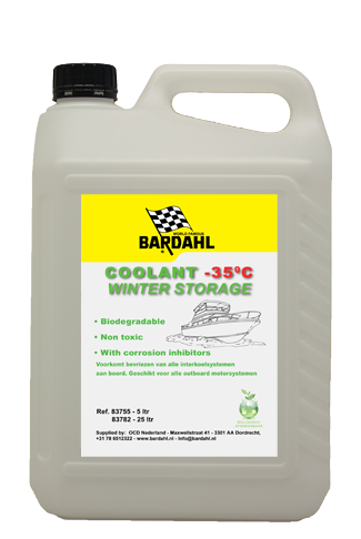 Coolant -35°C Winterstorage BIO