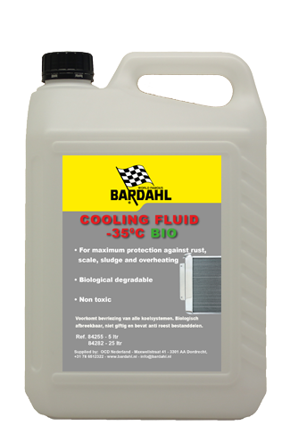 Cooling Fluid -38°C BIO