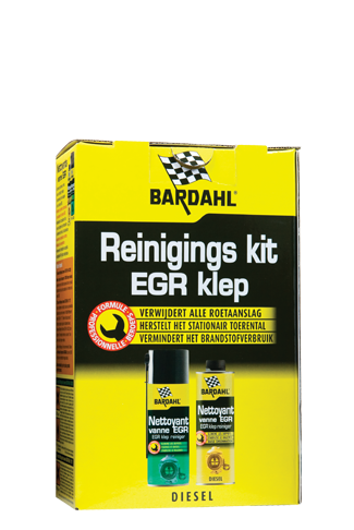 Bardahl EGR Valve Cleaning KIT
