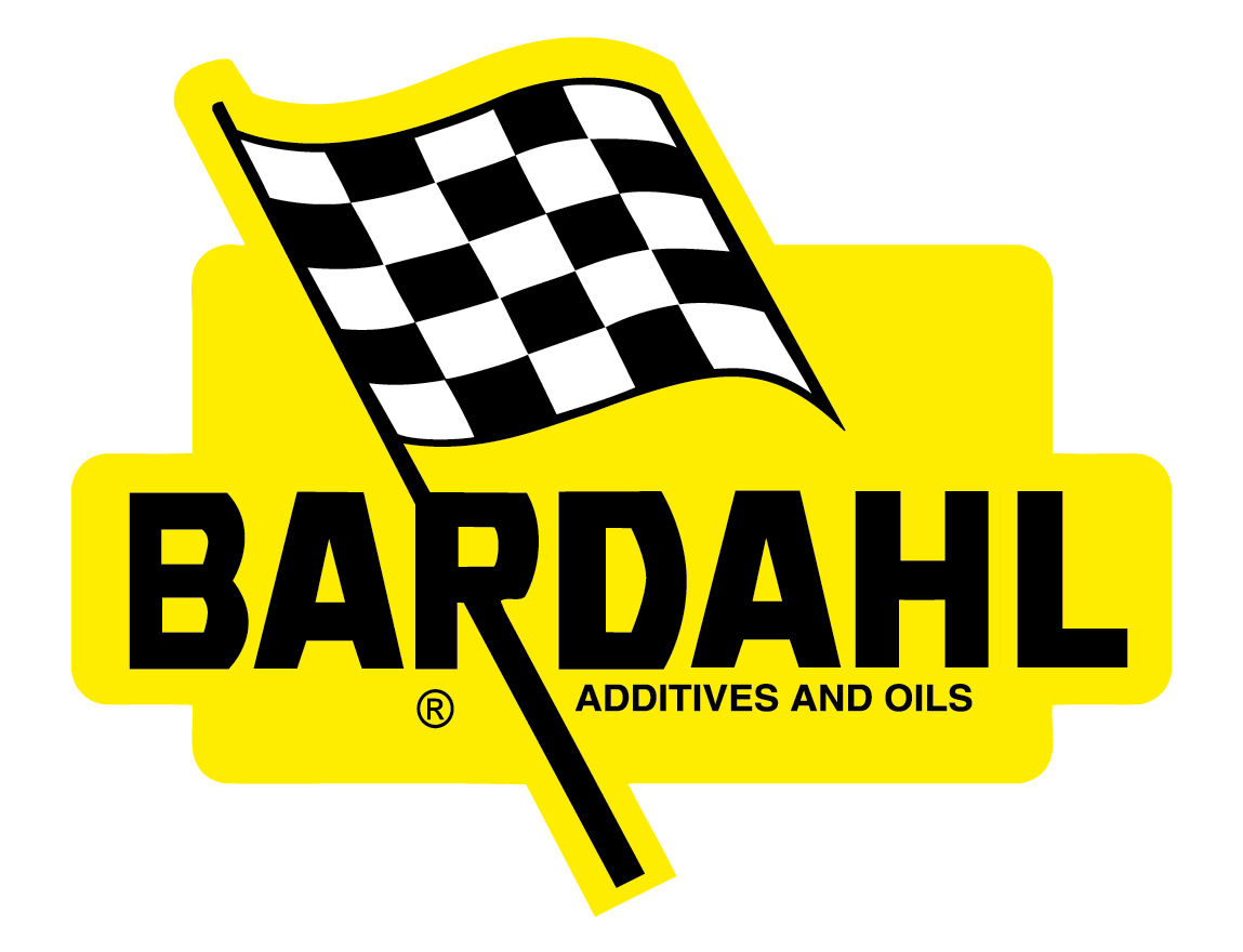 Bardahl sticker large