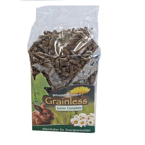 JR Grainless voer junior dwergkonijnen