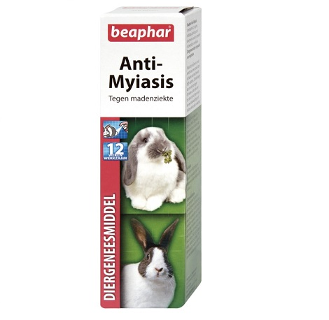 Ant myasis 75 ml.