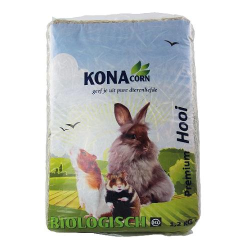 Biologisch konijnen Hooi