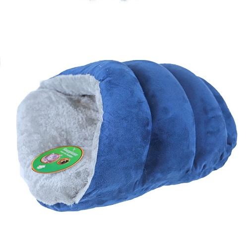 slaapzak budget donker blauw