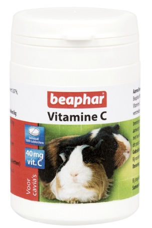 cavia vitamine c tabletten.