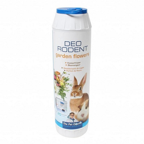 konijnen toilet geurvreter