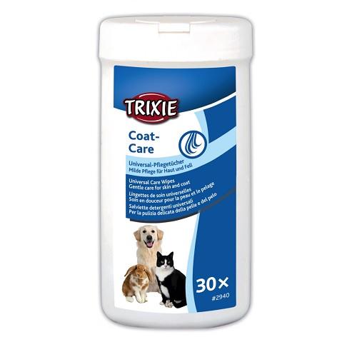 konijnen vacht schoonmaak doekjes