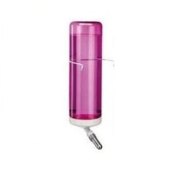 600 ml fles roze disign