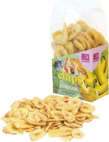 gedroogde bananen