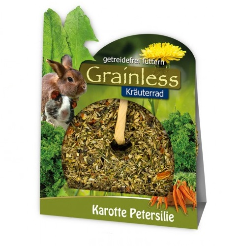 JR grainless kruidenwiel