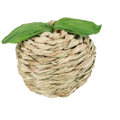 Grasbal met maïslies