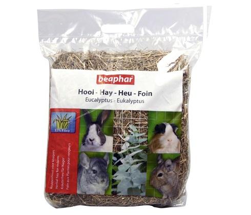 eucalyptus hooi 500 gram voor konijnen.
