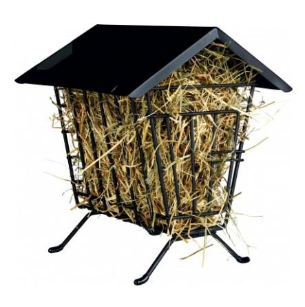 metale hooifuif staand met dak zwart