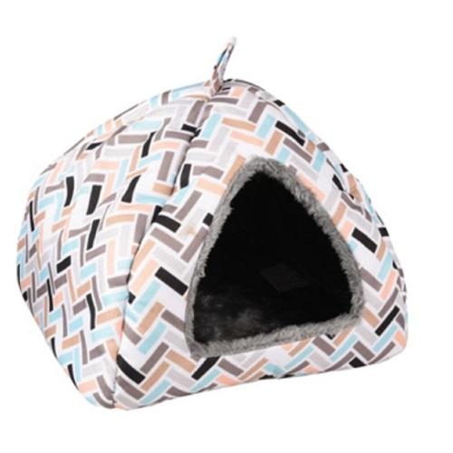 kleine konijnen huis luxe
