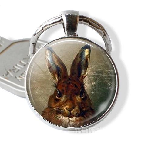 sleutelhanger konijn 3
