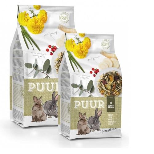 puur sensitive konijnen voer