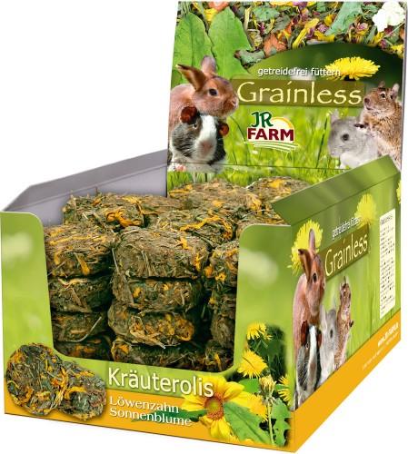 paardebloem  grainless 20 gr. Kraterolis