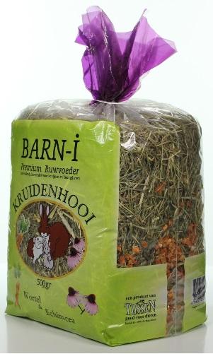 Barni kruidenhooi echinacea & wortel paars