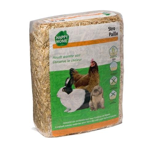 2.5 kilo konijnen stro