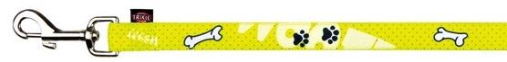geel tuigje franse hangoor 10 mm.