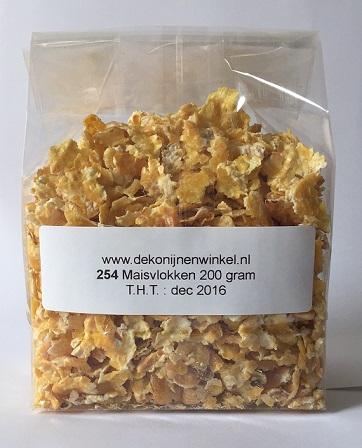 200 gram maisflakes