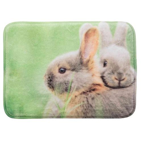 konijnen ligmat met sterke antislip