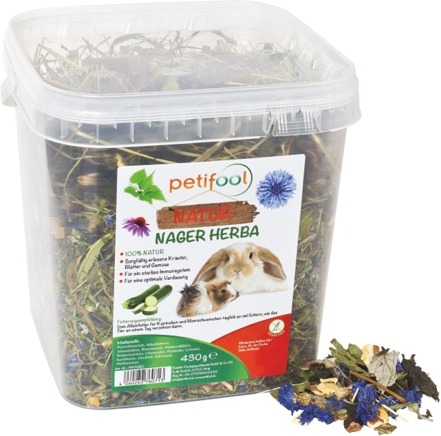 konijnen kruiden / nager herba