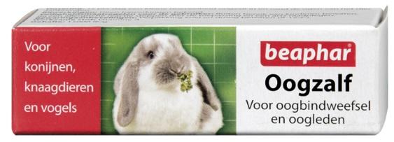 Oogzalf voor konijn.