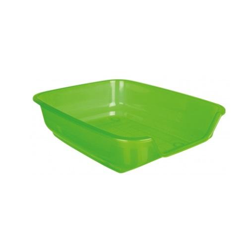 konijnen toilet lage instap groen