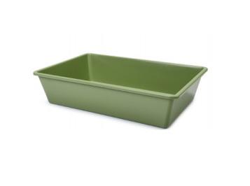 plasbak groen groot 50 x 35 x 12.