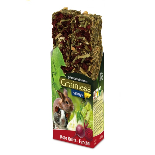2 paardenbloem pastinaak dille grainless sticks