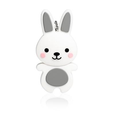 konijnen usb grijs 4 G.