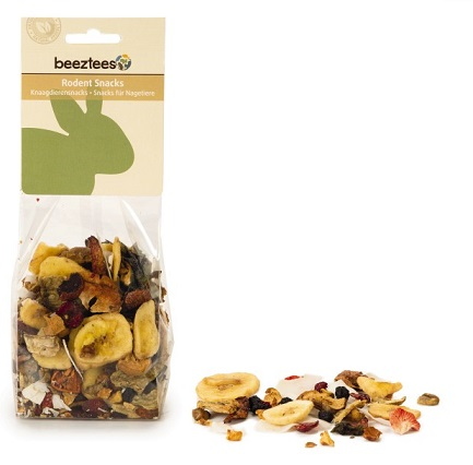 konijnen fruit mix