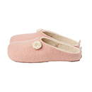 Vilten kinderslof Rose soft pink