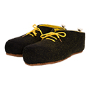 esgii heren sloffen Lace Yellow