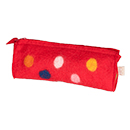 Vilten Etui Red Dots