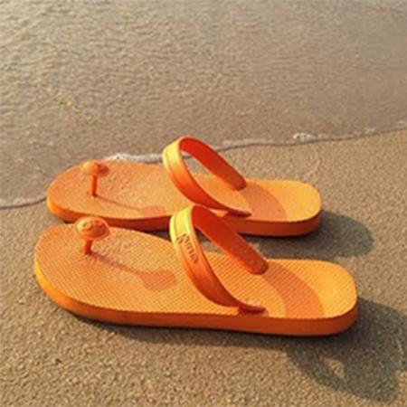 Gurus slipper Mango orange
