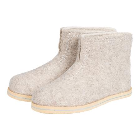 Damen-Filzschuhe High Boots Graden