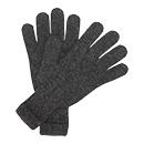 Cashmere Handschuhe Grau