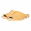 Vilten zomer slipper Cornsilk yellow