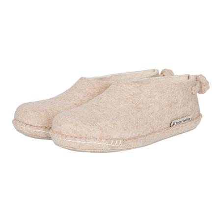 Vilten pantoffel Vera