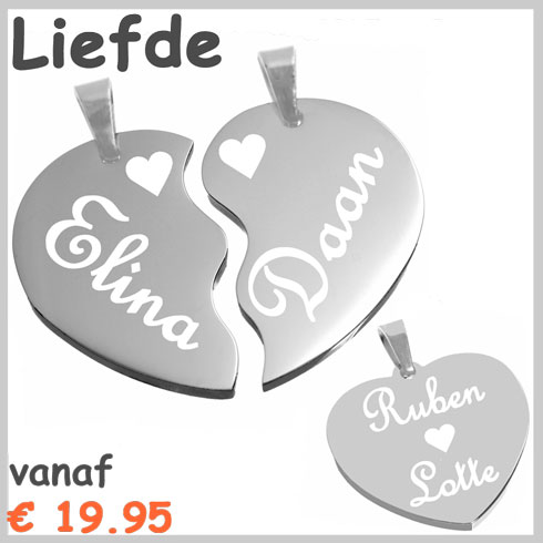 Liefdes ketting