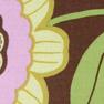 Kussenhoes Beady Lace olive