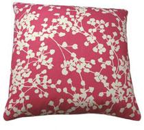 Kussenhoes Coriander pink