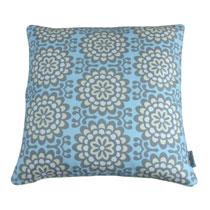 Kussenhoes Bloom Wallflower blue