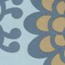Kussenhoes Bloom Wallflower apricot