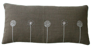 Kussenhoes Linen Dandelion small