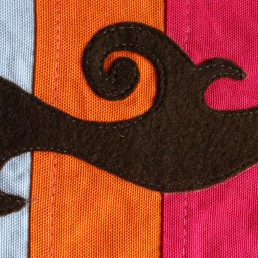 Kussenhoes Canvas Colour brown