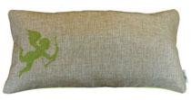 Kussenhoes Angel green 30 x 60