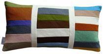 Kussenhoes Felt Stripes Colour